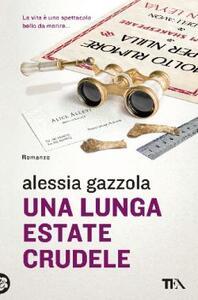 Una lunga estate crudele - Alessia Gazzola - copertina