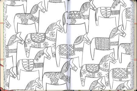 Il nuovo album della mindfulness. Immagini da colorare per un rilassamento profondo - Emma Farrarons - 2