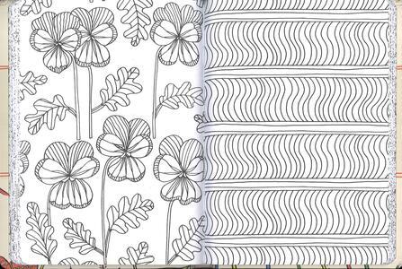 Il nuovo album della mindfulness. Immagini da colorare per un rilassamento profondo - Emma Farrarons - 5
