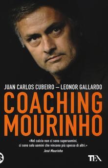 Winniearcher.com Coaching Mourinho. Tecniche e strategie vincenti del più grande allenatore del mondo Image