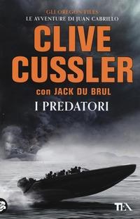 I I predatori - Cussler Clive Du Brul Jack - wuz.it