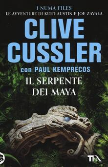 Winniearcher.com Il serpente dei Maya Image