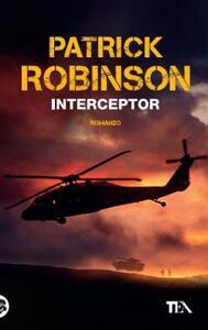 Interceptor - Patrick Robinson - copertina