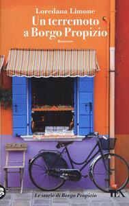 Un terremoto a Borgo Propizio - Loredana Limone - copertina