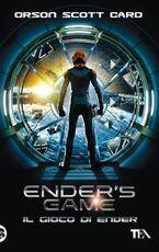 Libro Ender's game. Il gioco di Ender Orson Scott Card