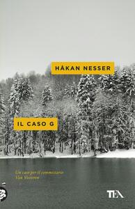Il caso G - Håkan Nesser - copertina