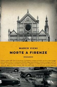 Antondemarirreguera.es Morte a Firenze. Un'indagine del commissario Bordelli. Ediz. illustrata Image