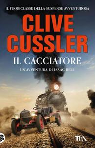 Il cacciatore - Clive Cussler - copertina