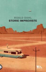 Storie impreviste - Roald Dahl - copertina