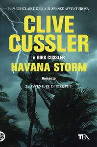 Havana storm - Clive Cussler,Dirk Cussler - copertina