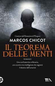 Il teorema delle menti - Marcos Chicot - copertina