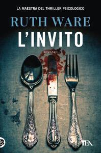 L' invito - Ruth Ware - copertina