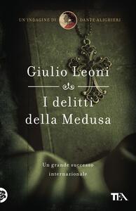 I delitti della medusa - Giulio Leoni - copertina