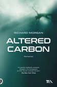 Libro Altered carbon Richard Morgan