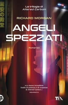Tegliowinterrun.it Angeli spezzati. Altered Carbon. Vol. 2 Image