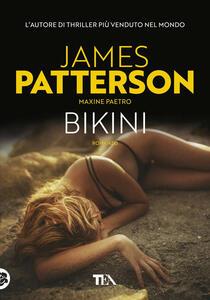 Bikini - James Patterson,Maxine Paetro - copertina