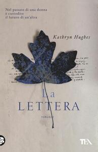 La lettera - Kathryn Hughes - copertina