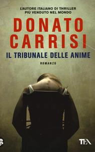 Il tribunale delle anime - Donato Carrisi - copertina