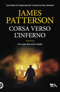 Corsa verso l'inferno - James Patterson - copertina