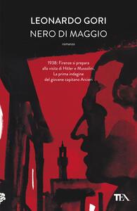 Nero di maggio - Leonardo Gori - copertina