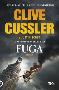 Fuga - Clive Cussler,Justin Scott - copertina