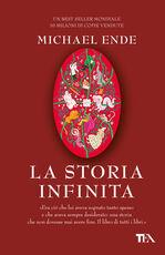 Libro La storia infinita Michael Ende