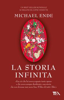 La storia infinita - Michael Ende - copertina