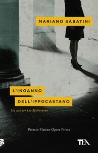 L' inganno dell'ippocastano - Mariano Sabatini - copertina