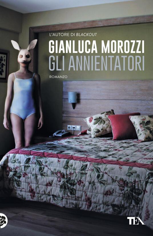 Gli annientatori - Gianluca Morozzi - copertina