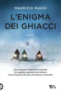L' enigma dei ghiacci - Maurizio Maggi - copertina