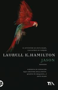Jason - Laurell K. Hamilton - copertina