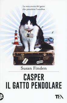 Listadelpopolo.it Casper il gatto pendolare. La vera storia del gatto che prendeva l'autobus Image
