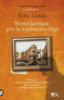 Writersfactory.it Niente lacrime per la signorina Olga Image