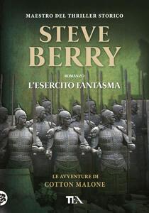 L' esercito fantasma - Steve Berry - copertina