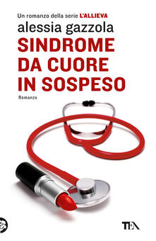 Sindrome da cuore in sospeso - Alessia Gazzola - copertina