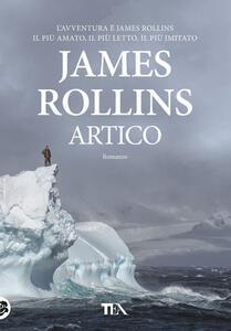 Artico - James Rollins - copertina
