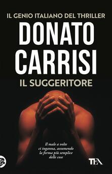 Il suggeritore - Donato Carrisi - copertina