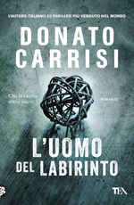 Libro L' uomo del labirinto Donato Carrisi