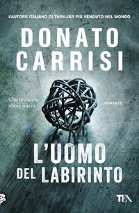 L' L' uomo del labirinto - Carrisi Donato - wuz.it