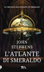 Libro L' atlante di smeraldo John Stephens
