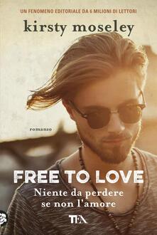 Squillogame.it Free to love. Niente da perdere se non l'amore Image
