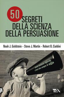 Ristorantezintonio.it 50 segreti della scienza della persuasione Image