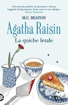 Promoartpalermo.it Agatha Raisin. La quiche letale Image