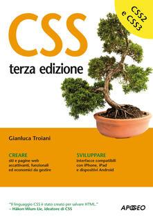 CSS - Gianluca Troiani - ebook