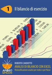 Analisi di bilancio con Excel. Il bilancio di esercizio. Vol. 1