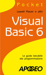 Visual Basic 6 - Mauer Lowell - copertina