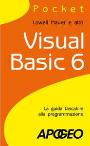 Libro Visual Basic 6 Mauer Lowell