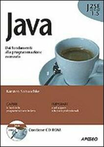 Java. Con CD-ROM - Karsten Samaschke - copertina