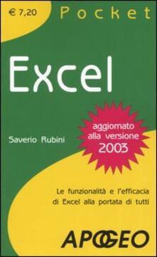 Atomicabionda-ilfilm.it Excel. Le funzionalità e l'efficacia di Excel alla portata di tutti Image