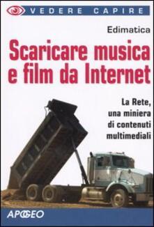 Promoartpalermo.it Scaricare musica e film da internet Image